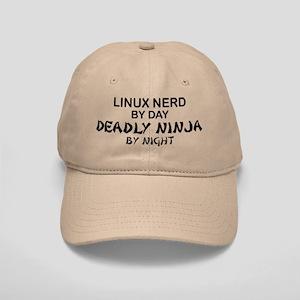 Linux Nerd Deadly Ninja by Night Cap