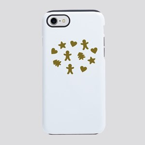 gingerbread cookies iPhone 8/7 Tough Case