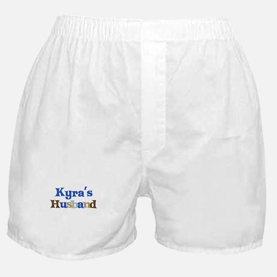 Kyra's Husband Boxer Shorts
