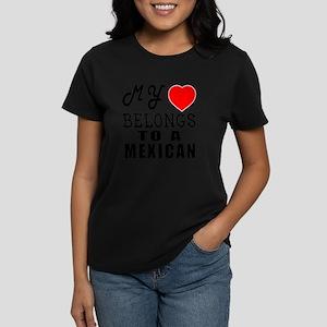 I Love Mexican T-Shirt