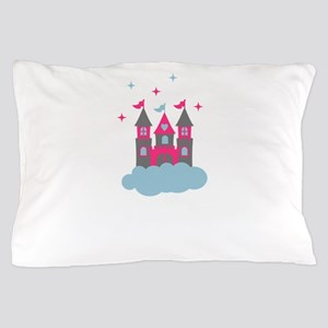 Fairy Castle in the Clouds Pillow Case