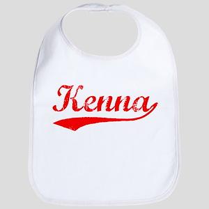 Vintage Kenna (Red) Bib