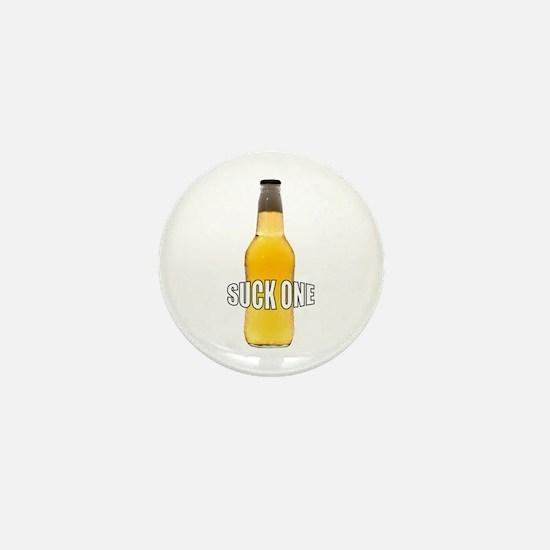 Moon Ad Mini Button