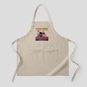 Anti Obama BBQ Apron