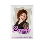 The Candy Show Rectangle Magnet