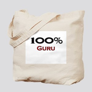 100 Percent Guru Tote Bag