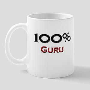 100 Percent Guru Mug