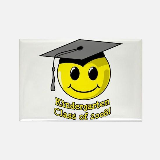 Kindergarten Graduation Rectangle Magnet (100 pack