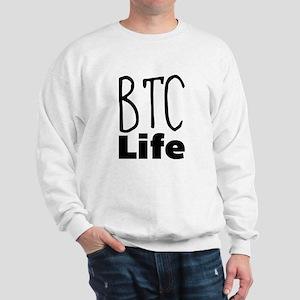 BTC Life Sweatshirt