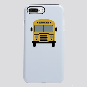 School Bus iPhone 8/7 Plus Tough Case