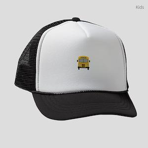 School Bus Kids Trucker hat