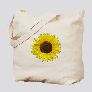 Helaine's Sunflower Tote Bag