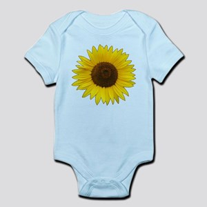 Helaine's Sunflower Infant Bodysuit