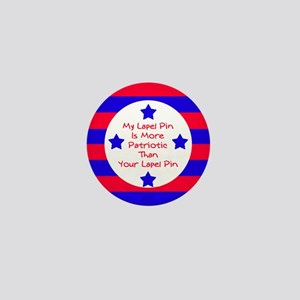 My Lapel Pin Mini Button (10 pack)