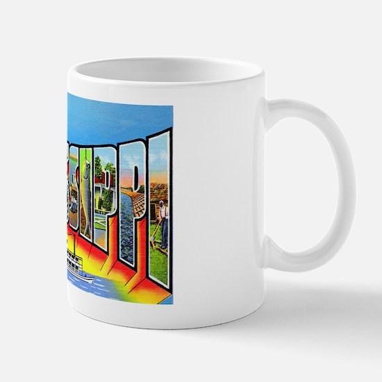 Mississippi State Greetings Mug