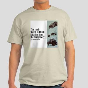 """Nietzsche """"Real World"""" Light T-Shirt"""