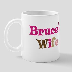 Bruce's Wife Mug