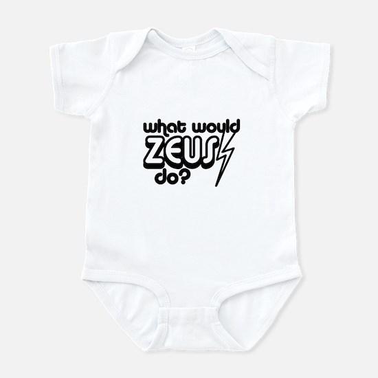 What Would Zeus Do? Infant Bodysuit