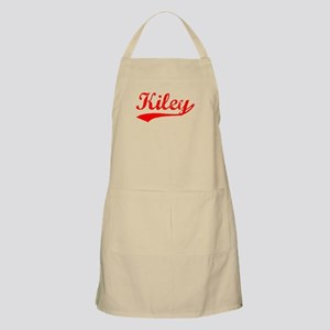 Vintage Kiley (Red) BBQ Apron
