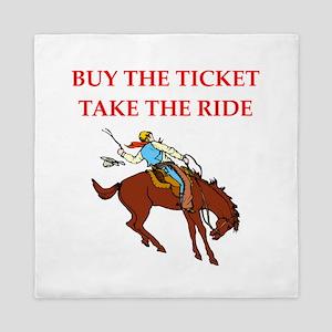 rodeo Queen Duvet