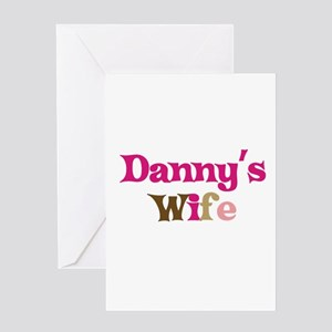 Danny's Wife Greeting Card