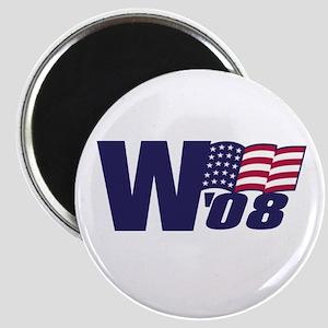 "George W. Bush in '08 2.25"" Magnet (10 pack)"