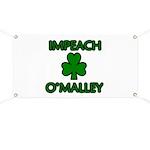 Impeach O'Malley Banner