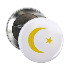 """Anarchy Symbol 2.25"""" Button (10 pack)"""