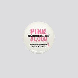 Pink Blood 1 (Sister-In-Law) Mini Button