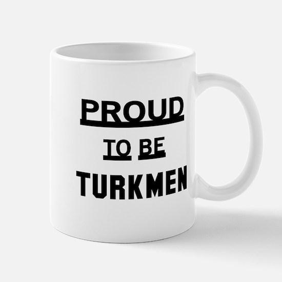 Proud To Be Turkmen Mug