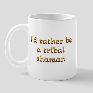 IRB Tribal Shaman Mug