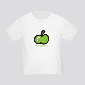 Green Apple Toddler T-Shirt