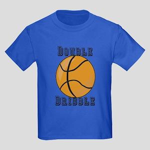 Double Dribble Too Kids Dark T-Shirt