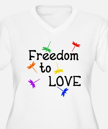 Freedom to Love T-Shirt