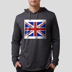 Great Britain flag Long Sleeve T-Shirt