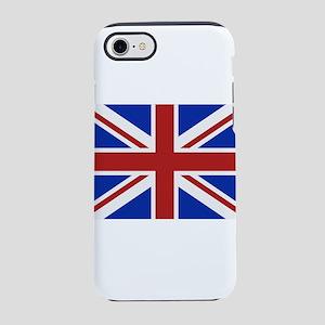 Great Britain flag iPhone 8/7 Tough Case
