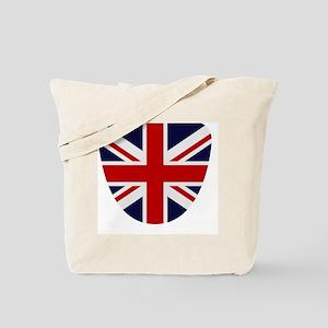 Great Britain flag Tote Bag