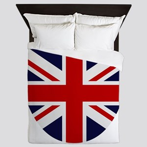 Great Britain flag Queen Duvet