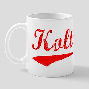 Vintage Kolton (Red) Mug