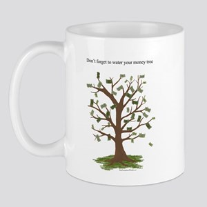 Water Your Money Tree Mug