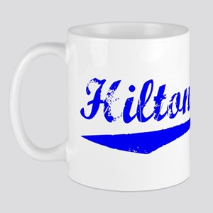 Vintage Hilton Head (Blue) Mug