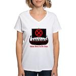 VBB2 Women's V-Neck T-Shirt