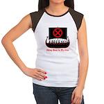 VBB2 Women's Cap Sleeve T-Shirt
