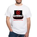 VBB2 White T-Shirt