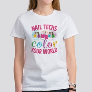 Nail Technician Manicurist T-Shirt