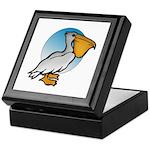 Animal Art Pelican Keepsake Box