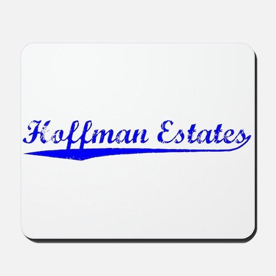 Vintage Hoffman Es.. (Blue) Mousepad