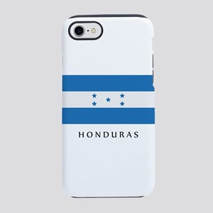 Honduras flag iPhone 8/7 Tough Case