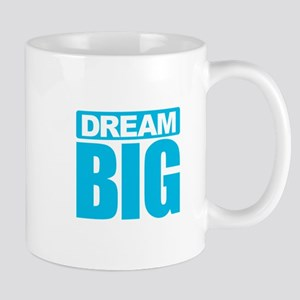Dream Big - Blue Mugs