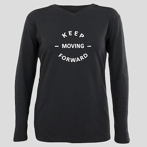 Women's Keep Moving Dark T-Shirt